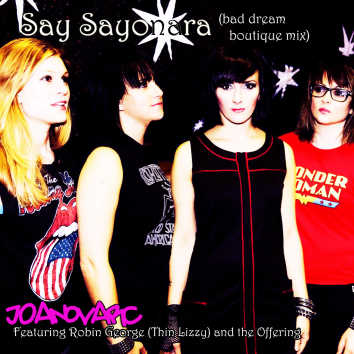 Say Sayonara by joanofarc featuring Robin George