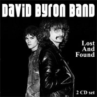 Robin George and David Byron Lost and Found