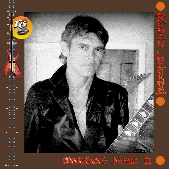 Dangerous music 2 robin george