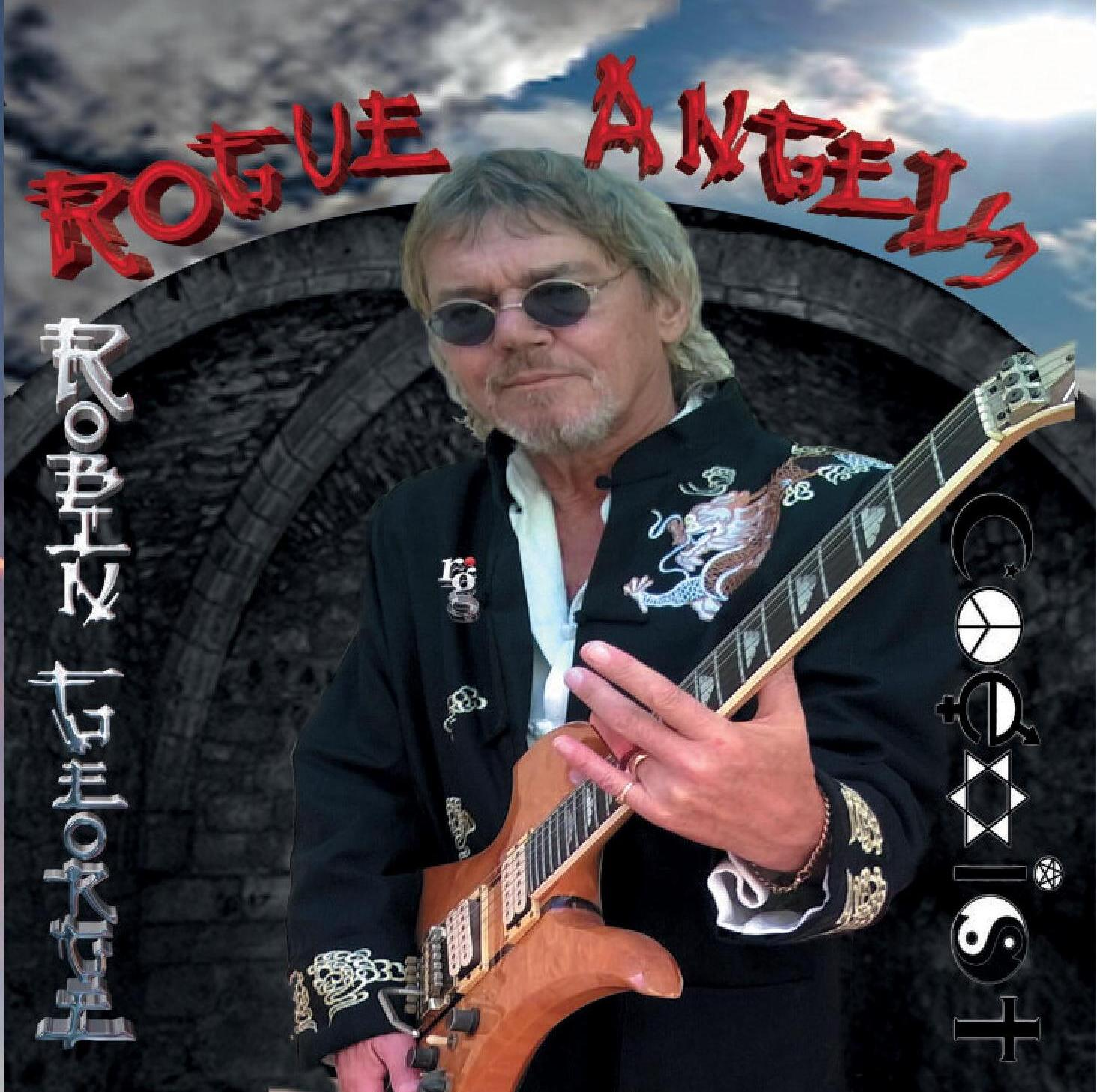 Robin George Rogue Angels cd cover
